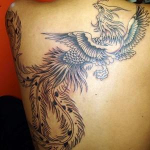 black-white-phoenix-bird-back-tattoo-01-xl